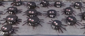 Spider Macrons