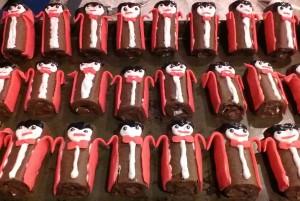 Dracula Cakes